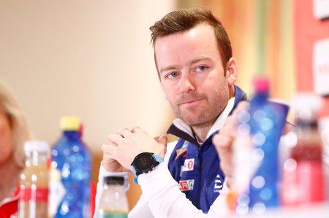 Sjur Røthe kan legge på til tre VM-gull på femmila søndag.