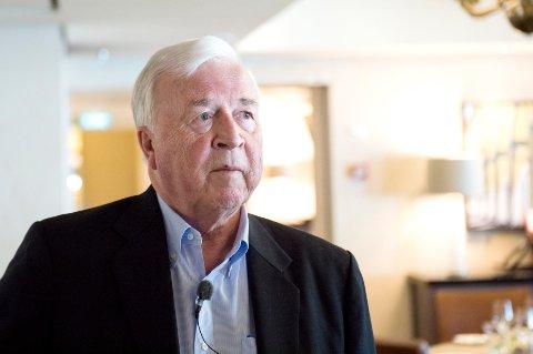 Reder Torstein Hagen får kritikk etter problemene med Viking Sky.