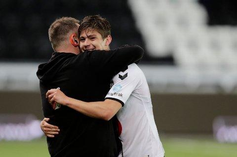 Torgeir Børven har hatt en strålende sesongstart og scoret fire mål på de tre første seriekampene for Odd. Foto: Berit Roald (NTB scanpix)