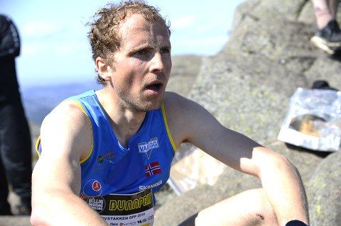 Thorbjørn Ludvigsen innfridde favorittstemplet, og vant med tiden 13.15.