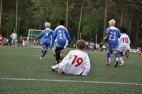 Jeg vil oppfordre alle til å slutte opp om tilbud og aktiviteter i klubbregi og innenfor idrettens egne organer, skriver lederen i NFF Hordaland. ARKIVFOTO: BA
