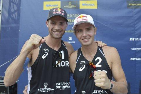 Anders Mol og Christian Sørum herjer med hele verdenseliten for tiden.