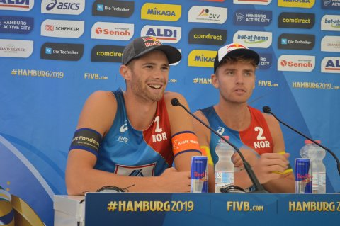 Anders Mol og Christian Sørum har suksess i Japan.