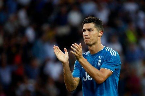 Cristiano Ronaldo gikk målløs av banen i serieåpningen, men portugiseren elsker viktige kamper. Han blir viktig for Juve i kveld.