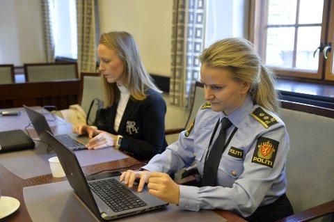 Bistandsadvokat Cecilie Wallevik og politiadvokat Christine Møen Wisløff møtte i retten.