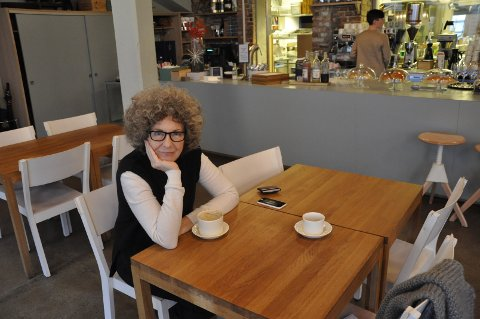 Kristin Helle-Valle, daglig leder ved Litteraturhuset i Bergen.
