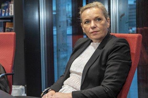 Hotelldirektør Sølvi Solmunde hos Clarion Hotel Admiral setter pris på løsningen kunden Eiendomskreditt landet på