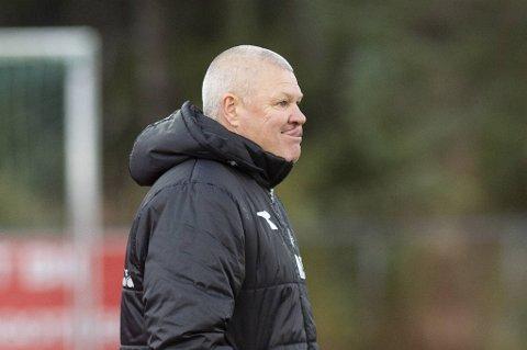 Mons Ivar Mjelde overtok Øygarden før høstsesongen, men en rekke på seks kamper uten tap tok slutt i Oslo søndag, og dermed blir det nedrykk for strilene.