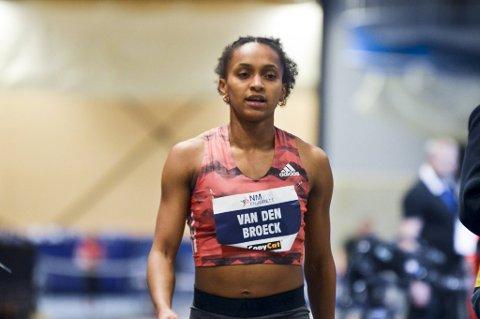 Naomi van den Broeck er Bergens ukjente OL-håp.