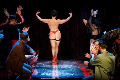 """Kritikerroste """"Cabaret"""" er en av forestillingene som ikke vil bli spilt på DNS den nærmeste tiden."""