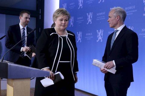 - Selv om Norge stopper opp, så stopper ikke alle de økonomiske forpliktelsene folk har, skriver innleggsforfatterne og ber regjeringen ta ansvar for arbeidstakerne.