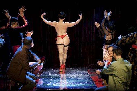 17 000 mennesker har kjøpt billetter til musikalen «Cabaret».