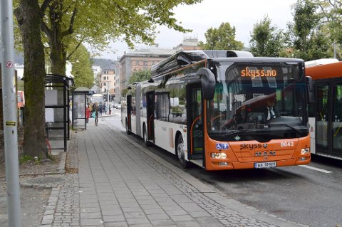 Nå kan du gå inn på Skyss sine nettsider og gjøre litt forarbeid på hvilken busser og når de er fullest.