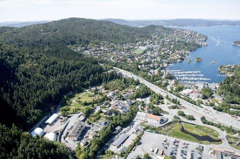 Eidsvåg skjebne ble den store saken i bergenspolitikken da konseptet for bybaneutbyggingen og forlenget Fløyfjellstunnel ble lagt frem i bystyret.