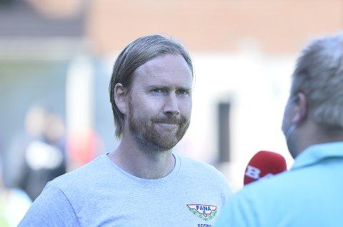 Fana-trener Ørjan Håland er fornøyd med gjennomføringen.