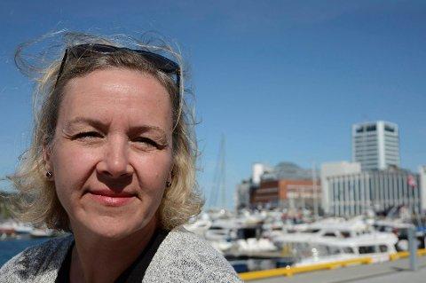 Reiselivssjef Ann-Kristin Rønning Nilsen i Visit Bodø oppfordrer reiselivsbedriftene til å omstille fordi sommerens cruisemarked ser ut til å kollapse.