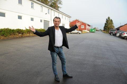 Rådmann Magne Fjell har merket seg at kvitsøyordføreren mener det er naturlig å slå seg sammen med Randaberg etter Rogfast og inviterer mer enn gjerne til naboprat rundt dette.