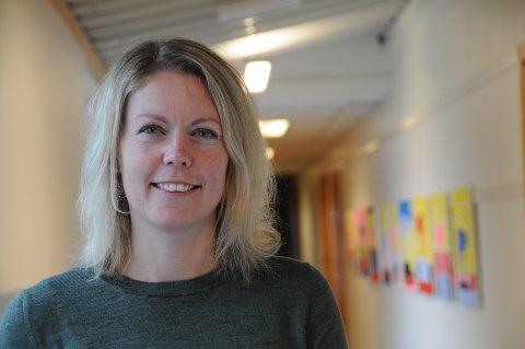Ny avdelingsleder: Ann-Merethe Meling begynte denne uken som avdelingsleder ved Mosterøy skole, og tar over etter at Åse Marit Hodnefjell som har gått av med pensjon.