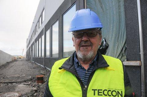 Næringslivsbygger: Jan Kurt Johnsen (71) er en ivrig industrimann på Randaberg.