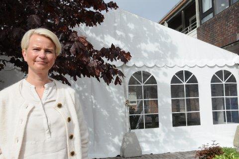 Vaksinekoordinator Inger Elin Myhre i Randaberg kommune.