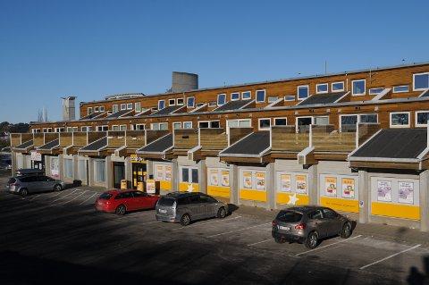 Torvmyrveien 44: I hele næringsdelen i dette bygget, underetasjen, kommer det en ny Rema-butikk.