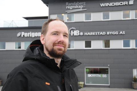Prosjektleder: Kjetil Vistnes i Harestad Bygg AS.