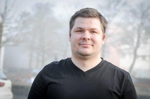 Fikk avslått søknad: Florian Eriksen-Gutbier har blitt arbeidsufør på grunn av sykdom og har fått avslag på søknad om uførepensjon, men NAV Randaberg-Kvitsøy vil hjelpe ham med å sende en klage på dette.