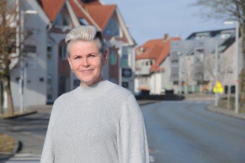 Jobber med arbeidsgiverrollen: Aina Helen Frankrig er personal- og organisasjonssjef i Randaberg kommune, som skal bli enda mer bevisst på sin rolle som arbeidsgiver.