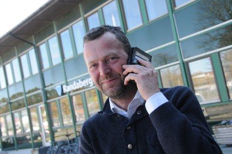 Ordfører Jarle Bø