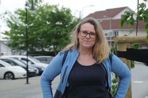 Stiller spørsmål: Kristine Enger (Ap) vil ha tydelig svar fra ordføreren på spørsmål hun stiller i møte i kommunestyret torsdag 17. juni.