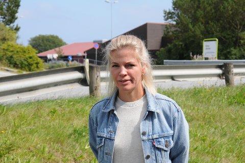 Skolemiljø: Renate Kolnes (Høyre) er leder i hovedutvalget for oppvekst og levekår (HOL) i Randaberg kommune.