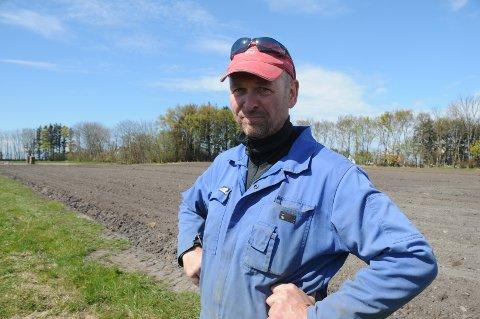 Bondelagsleder: Kjetil Nilsen i Randaberg Bondelag er frustrert på vegne av sine medlemmer.