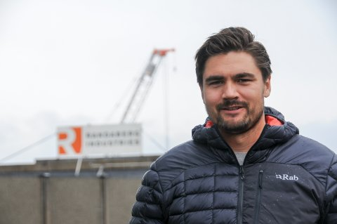 Eirik Simonsen, Randaberg Coating