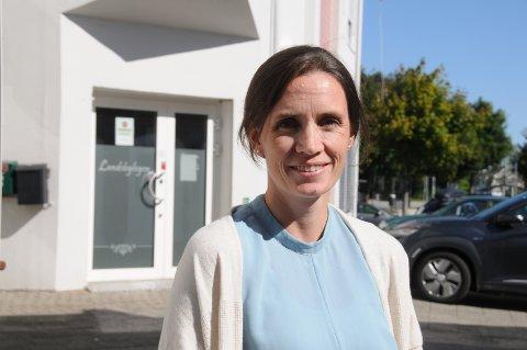 Vikar: Tonje Tjora begynner som snart som fastlege hos Landsbylegen på Randaberg, der hun skal vikariere i ett år for lege Hanne Kirsti Torvnes Rosnes.