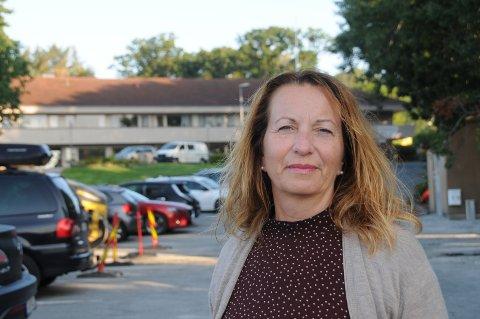 Skuffet varaordfører: Dagny Sunnanå Hausken håper at det ordner seg slik at innbyggere på Rennesøy for framtida kan sikres å få tilbud om korttidsplass ved sykehjem i sin egen kommunedel.