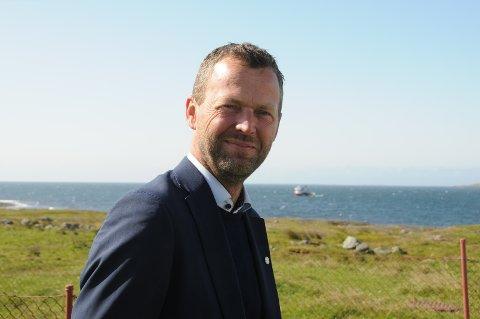 Randabergs ordfører Jarle Bø.