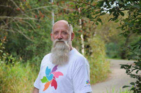 Reidar Voll er stafettleder for årets Stafett for livet Randaberg, som arrangeres i tidsrommet 27. september - 2. oktober.