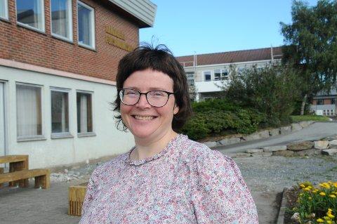 Oppvekstpolitiker: Bodil Fjermedal Ludvigsen er engasjert i familiepolitikk i Randaberg kommune.
