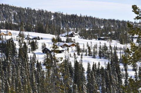 Testet: Norges Hytteforbund har testet takseringspraksis i hytte-kommuner. Konklusjonene er at Sigdal ikke diskriminerer.Arkivfoto