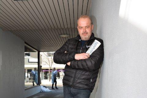 Knut Bråthen, ansvarlig redaktør og daglig leder i Bygdeposten.