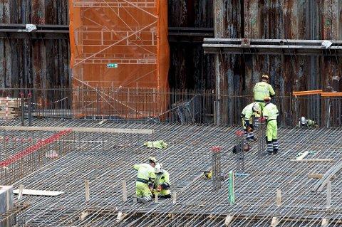 Omtrent 1 prosent av den norske arbeidsstyrken jobber i dag gjennom bemanningsbyråer eller vikarbyråer. (Foto: Gorm Kallestad, NTB scanpix/ANB)