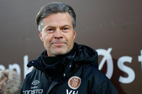 ÅRETS TRENER? Vegard Hansen er en av tre nominerte til prisen som årets trener i førstedivisjon.