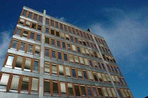 MODUM KOMMUNE: Rådhuset i Vikersund