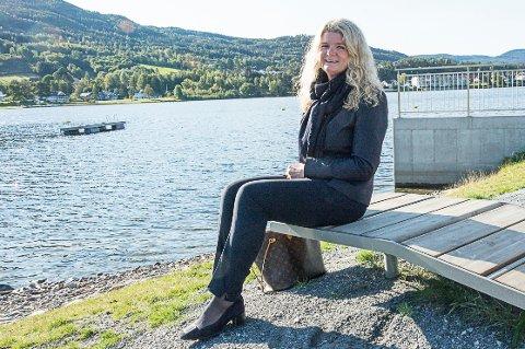 – Ser vi på de med kjøpsplaner så svarer over 60 prosent at de ønsker å kunne bruke hytta som hjemmekontor, sier Ann-Kristin Salvesen eiendomsmegler og fagansvarlig i DNB Eiendom i Eiker.