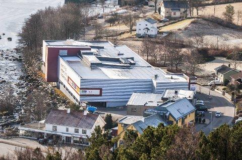 FRAMTIDAS BOWLINGHALL?: Idrettsrådet ønsker å finne ut om det er interesse for en bowlinghall i Egersund og om den i så fall kan ligge i Eger Storsenter. Senterledelsen er svært positiv til ideen.
