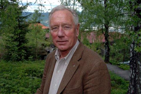 Haakon Fossen.