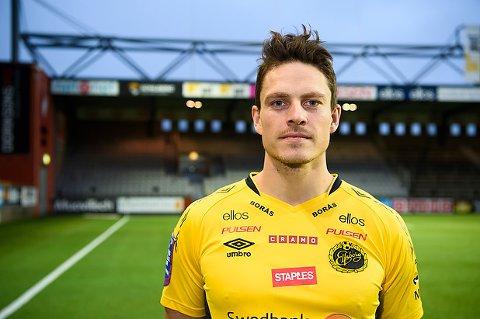 Jørgen Horn (28) blir en av Allsvenskaens best betalte spillere.