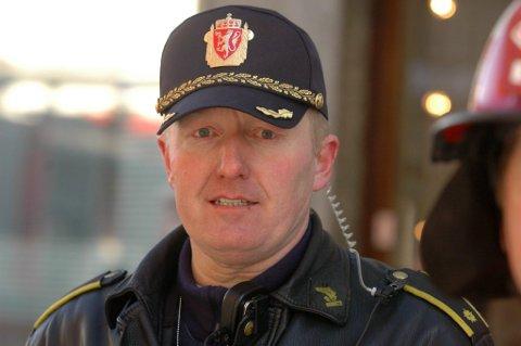 OPERASJONSLEDER: Svein Erik Gevelt.