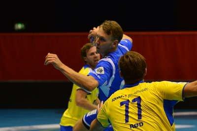 BLITT VIKTIG: Oskar Olafsson er allerede blitt en viktig bakspiller for DHK denne sesongen