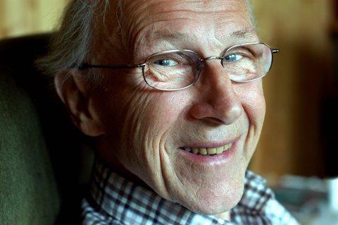 Knut Jagland, tidligere politisk redaktør i Fremtiden, er død.